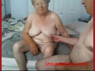 Granny and Grandpa Naked on Cam, Free Porn 9 - insanecam.ovh
