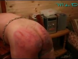 A Good BDSM Spanking from Russia with Love