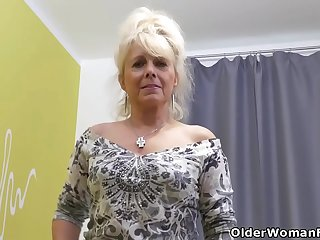 An older woman means fun part 272