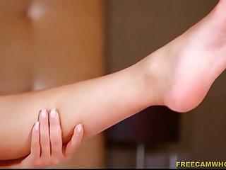 Hot Asian Amateur Chinese Model Dengjing Masturbation